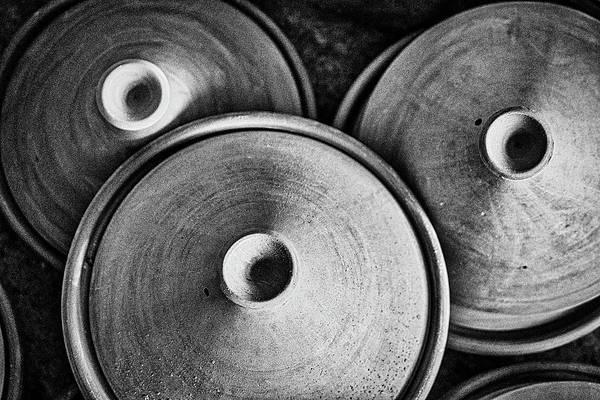 Photograph - Ceramic Bowls by Stuart Litoff
