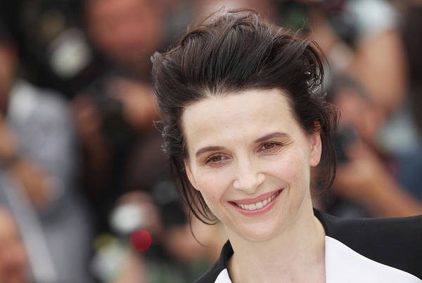 Cannes Photograph - Certified Copy - Photocall Cannes Film by Sean Gallup