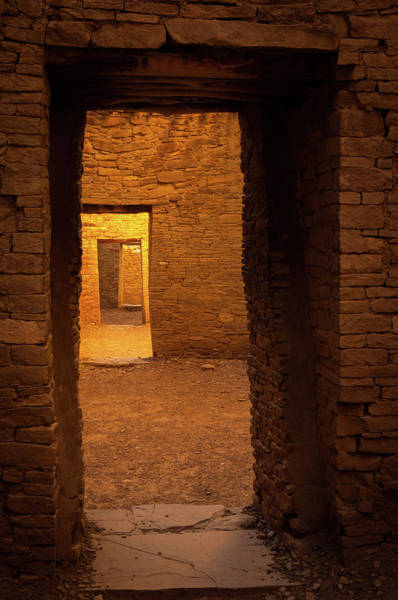 Photograph - Chaco Doors by TM Schultze