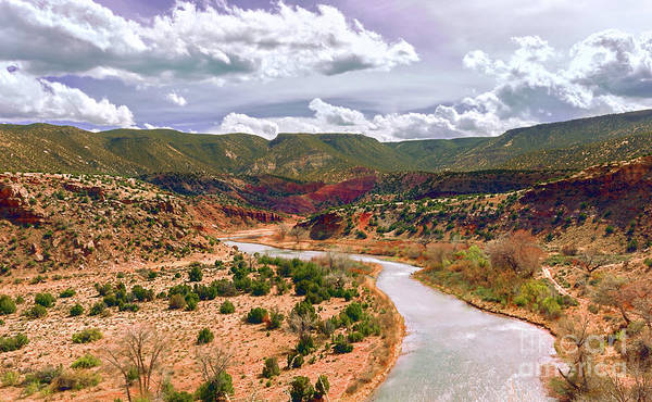 Photograph - Chama River, Mid Afternoon by Susan Warren