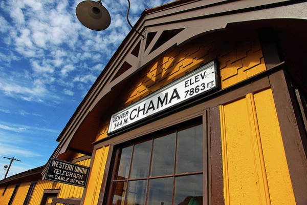 Photograph - Chama Station by Fred DeSousa