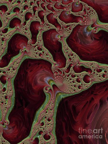 Web Digital Art - Chambers by John Edwards