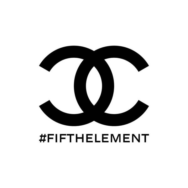 Wall Art - Painting - Chanel Fifth Element-1 by Nikita