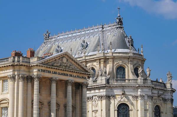 Wall Art - Photograph - Chapel At The Versailles by Dimitris Sivyllis