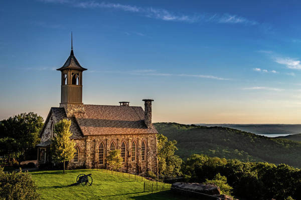 Photograph - Chapel At Top Of The Rock by Allin Sorenson