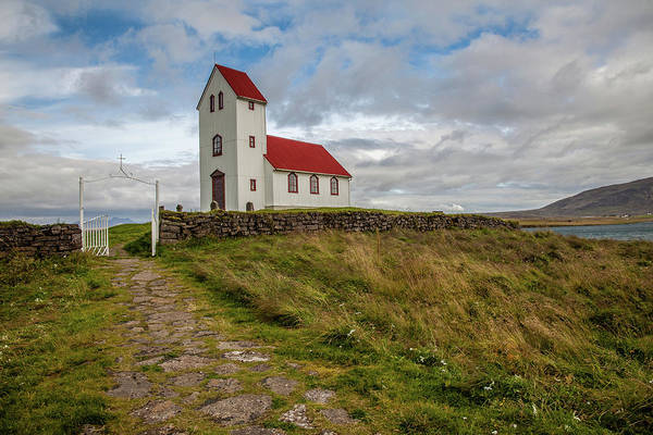 Photograph - Chapel Of Iceland by David Letts