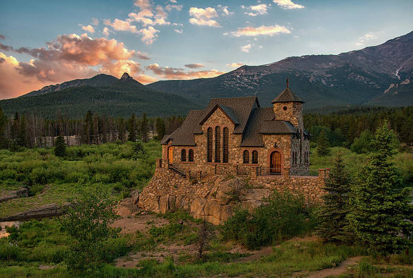 Photograph - Chapel On The Rock 1 by Darlene Bushue