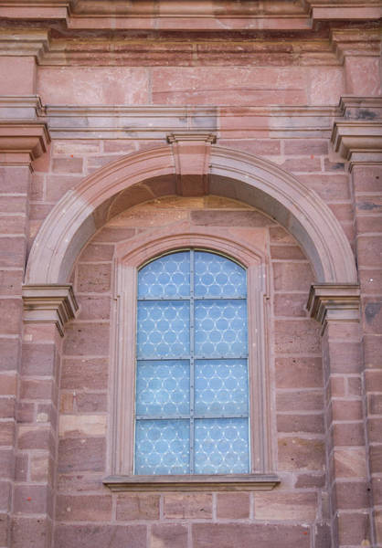Wall Art - Photograph - Chapel Window 01 by Teresa Mucha