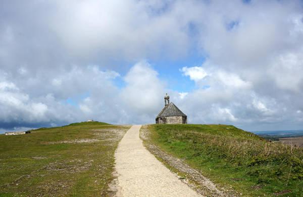 Photograph - Chapelle Saint Michel 1 by Andrew Fare