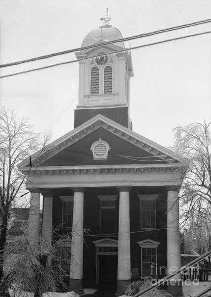 Photograph - Charles Town Courthouse by Granger