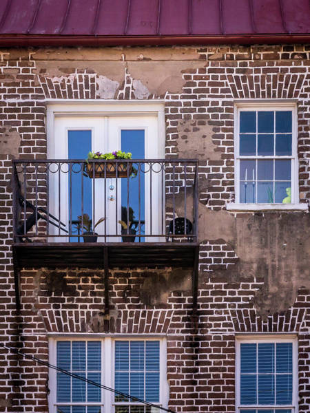 Photograph - Charleston Architecture #1 by Framing Places