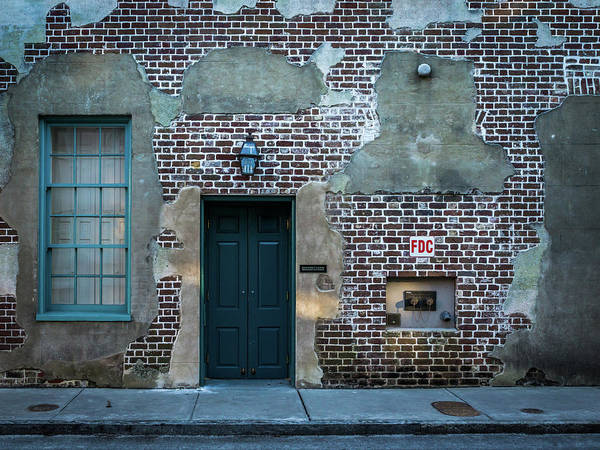 Photograph - Charleston Architecture #5 by Framing Places