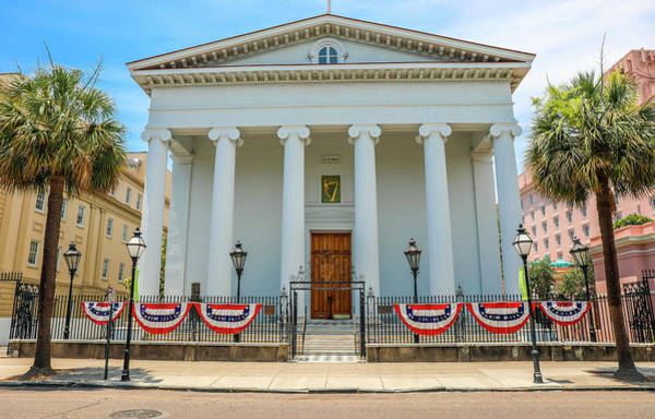 Photograph - Charleston Custom House by Dan Sproul