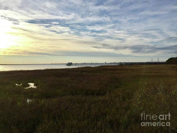Photograph - Charleston by Flavia Westerwelle