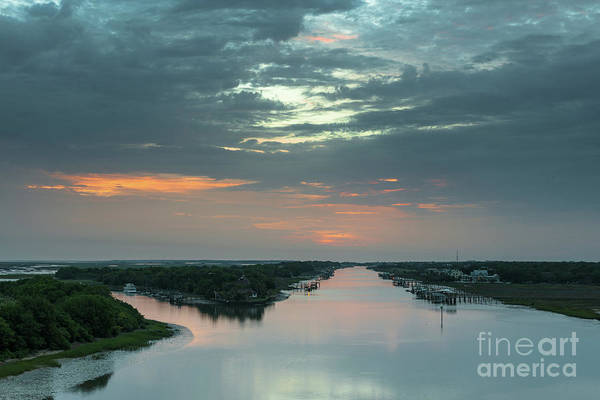 Photograph - Charleston Waterways by Dale Powell