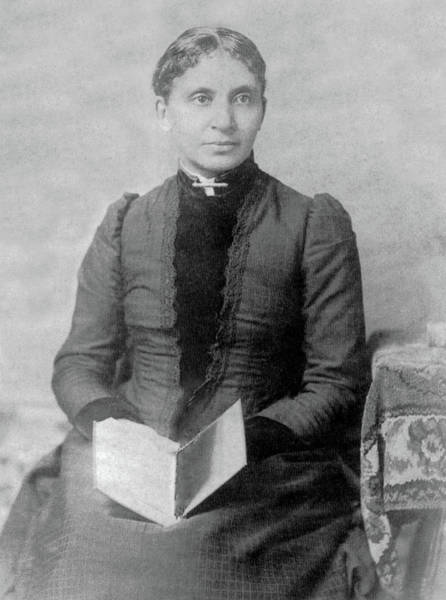 Wall Art - Photograph - Charlotte Forten Grimké, American by Science Source