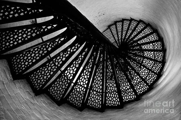 Ironwork Wall Art - Photograph - Charlotte Genesee Lighthouse by Diane Diederich
