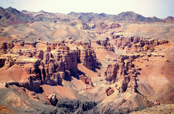 Radford Photograph - Charyn Canyon by Taken By Richard Radford