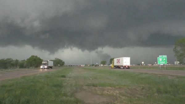 Photograph - Chasing Naders In Nebraska 043 by Dale Kaminski