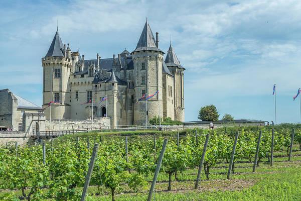 Wall Art - Photograph - Chateau De Saumur, Saumur, Loire by Jim Engelbrecht