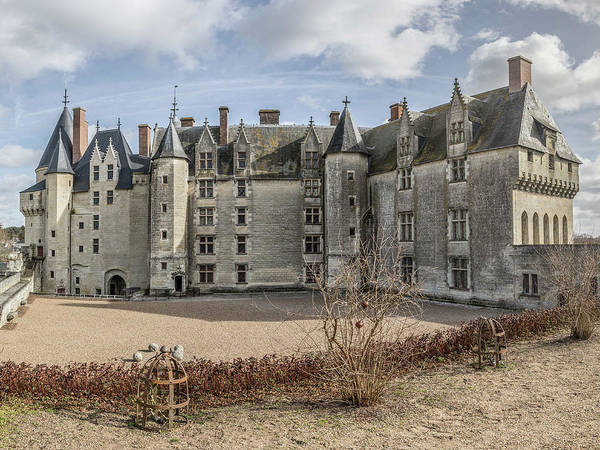 Photograph - Chateau Langeais by Mark Playle