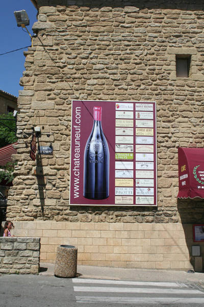 Chateauneuf Photograph - Chateauneuf 2 by Gerald Gallo