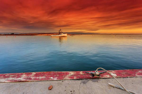 Wall Art - Photograph - Chatham, Cape Cod, Massachusetts - Amazing Sunset by Dapixara Art