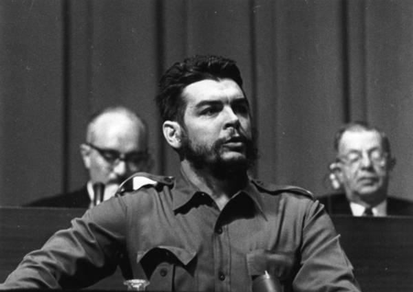 Wall Art - Photograph - Che Guevara Speaks by Keystone