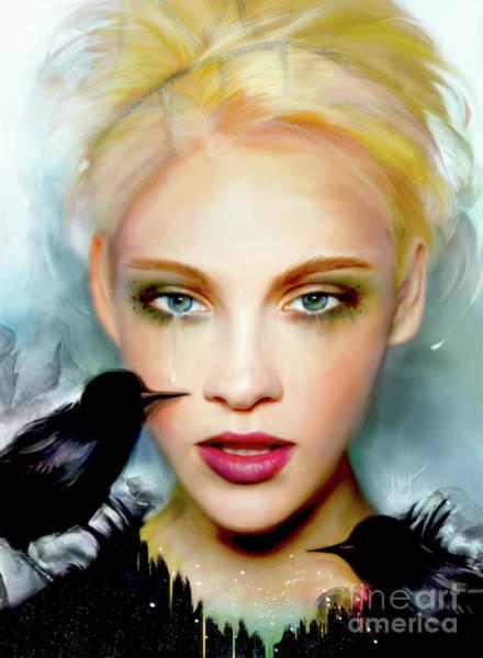 Digital Art - Checkmate by Jaimy Mokos