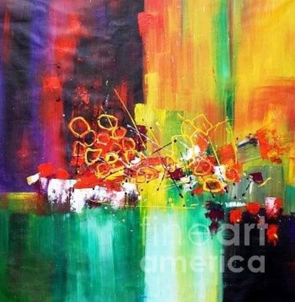 Painting - Cherry Bomb by Kasey Jones