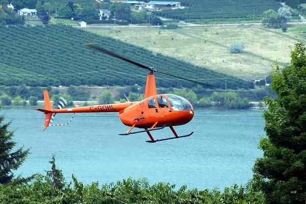Photograph - Cherry Chopper 4 by Will Borden