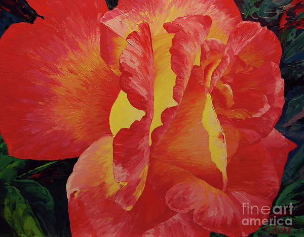 Painting - Cheryl's Favorite by Cheryl Fecht