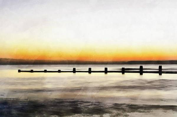 Painting - Chesapeake by Harry Warrick