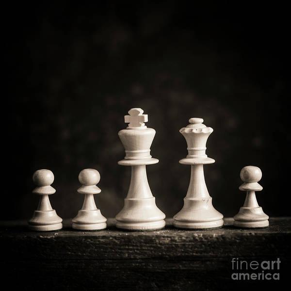 Wall Art - Photograph - Chessboard by Bernard Jaubert