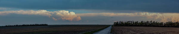 Photograph - Chester Nebraska Supercell 003 by Dale Kaminski
