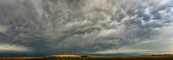 Photograph - Chester Nebraska Supercell 006 by Dale Kaminski