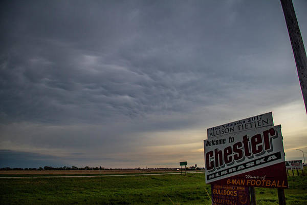 Photograph - Chester Nebraska Supercell 008 by Dale Kaminski