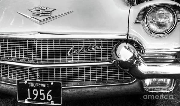 Pyrography - Chevrolet  1956 by Mauro Celotti