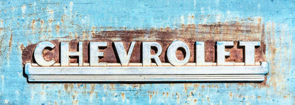 Wall Art - Photograph - Chevrolet - #2 by Stephen Stookey