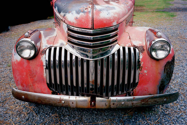 Photograph - Chevrolet Jalopy by Shaun Higson