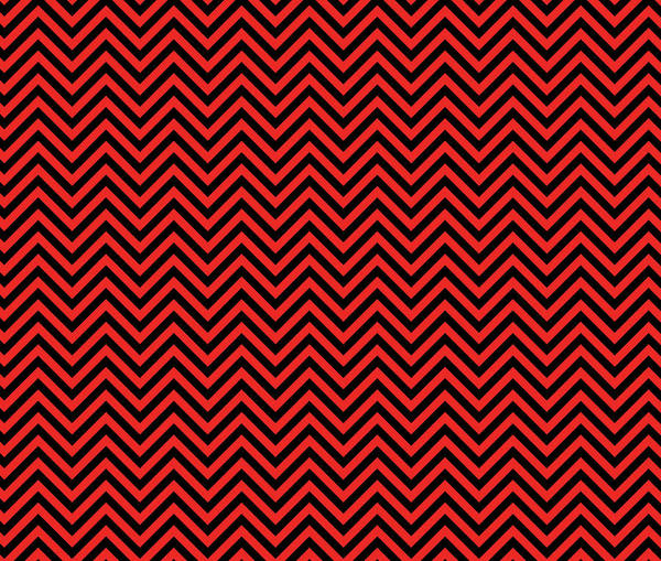 Wall Art - Digital Art - Chevron Black And Red by Filip Hellman