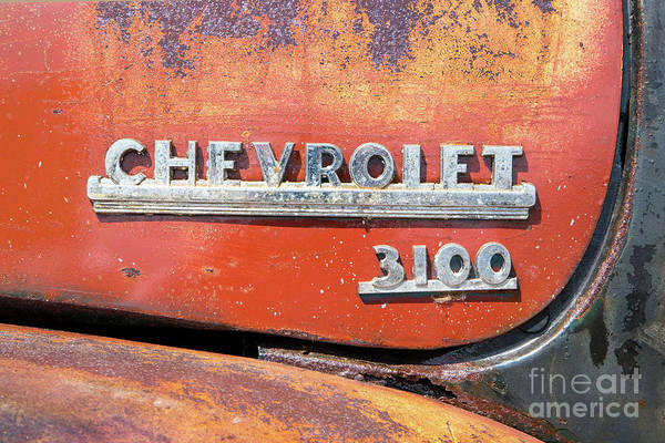 Photograph - Chevy Classic Closeup by Kevin McCarthy