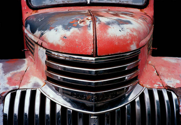 Photograph - Chevy Jalopy by Shaun Higson