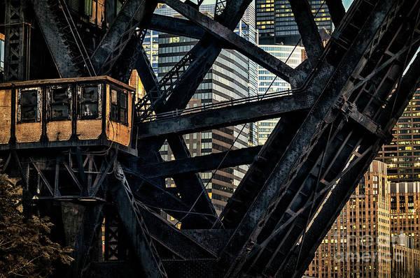 Skyscrapers Wall Art - Photograph - Chicago by Bruno Passigatti