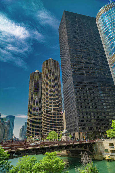 Wall Art - Photograph - Chicago City Sunshine Days by Betsy Knapp