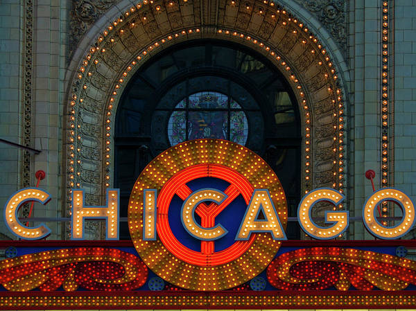 Photograph - Chicago Emblem by By Ken Ilio