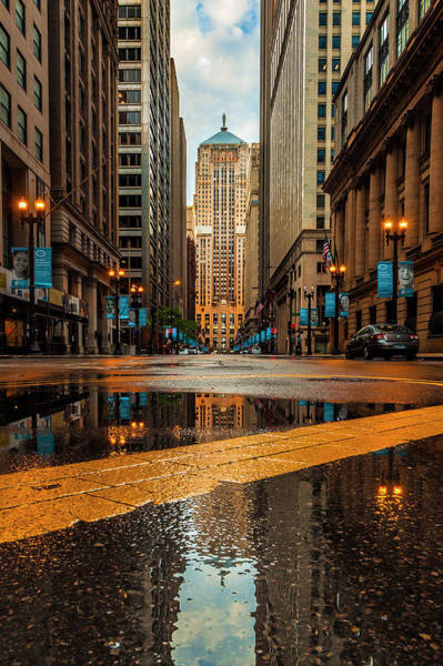 Wall Art - Photograph - Chicago Reflection by Andrew Soundarajan
