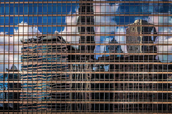 Wall Art - Photograph - Chicago Reflections by Andrew Soundarajan