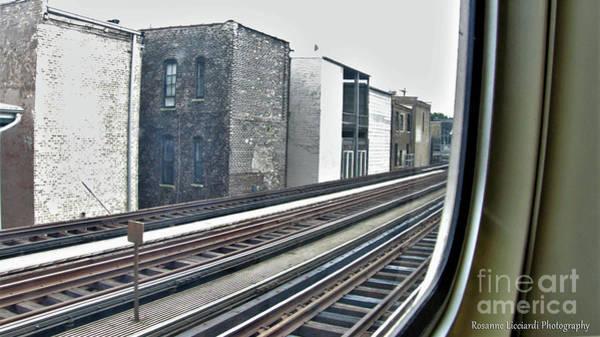Photograph - Chicago Tenements by Rosanne Licciardi