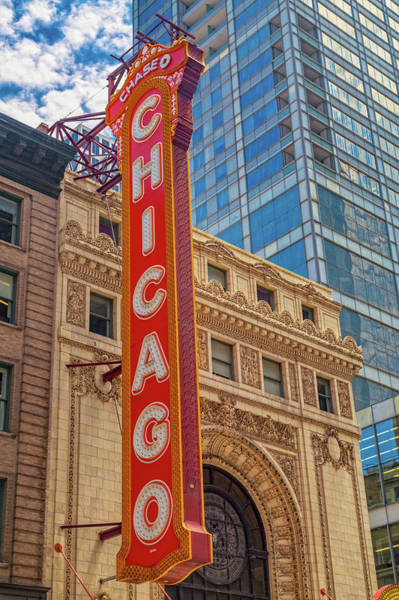 Wall Art - Photograph - Chicago Vivids by Betsy Knapp